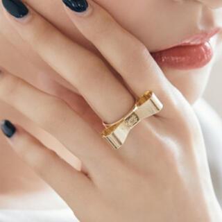 メゾンドフルール(Maison de FLEUR)の束縛の代わりリボンリング(リング(指輪))