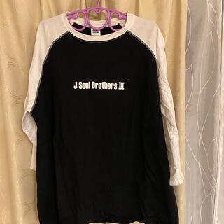 三代目 J Soul Brothers - JSB  ライブTシャツ