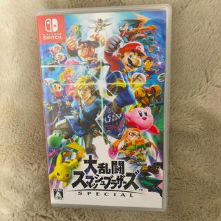 任天堂 - 大乱闘スマッシュブラザーズ SPECIAL Switch ソフト