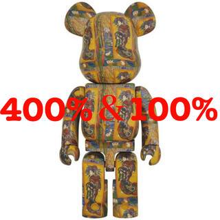 MEDICOM TOY - BE@RBRICK Van Gogh Museum100% & 400% ゴッホ