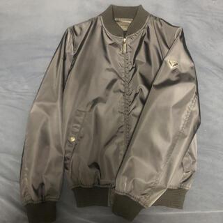 PRADA - 正規新品 プラダ PRADA ボンバージャケット ブルゾン ジャンパー ブラック
