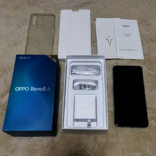 ANDROID - OPPO Reno 3A  デュアルSIM 6GB/128GB