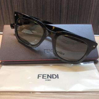 フェンディ(FENDI)のFENDI サングラス FF0216 新品未使用❗️最安値❗️(サングラス/メガネ)
