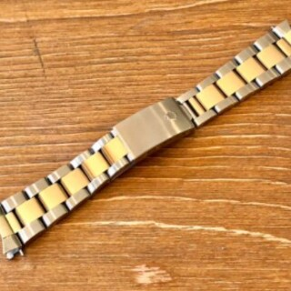 ROLEX - 希少 ロレックス 交換用 金属ベルト 20mm