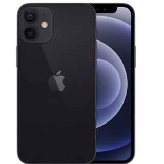 Apple - iPhone 12 mini BLACK香港版 128GB SIMフリー