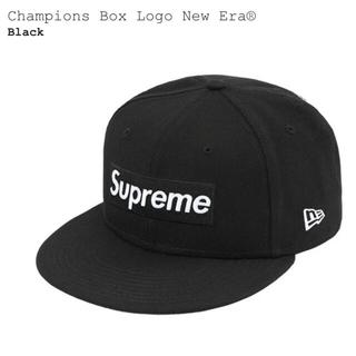 Supreme - Supreme Champions Box Logo New Era 7 1/4
