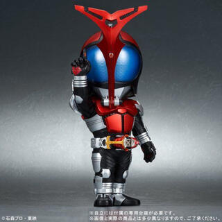 BANDAI - デフォリアル 仮面ライダーカブト ライダーフォーム