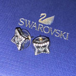 SWAROVSKI - 【SWAROVSKI】ピアス