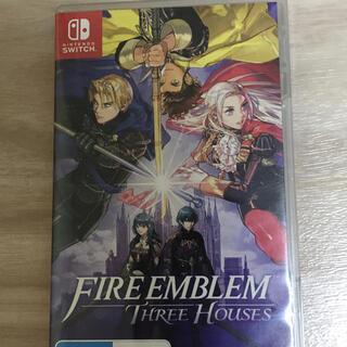 Nintendo Switch - ファイアーエムブレム 風花雪月 海外版 日本語対応