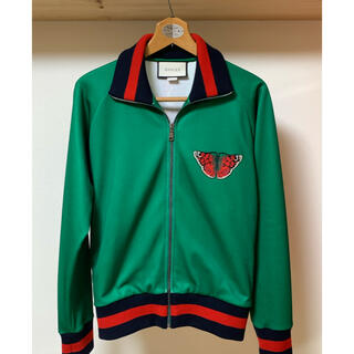 Gucci - Gucci  グッチ スネークtrack jacket