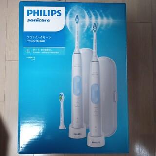フィリップス(PHILIPS)のPHILIPSsonicareProtectCleanHX/6403/70(電動歯ブラシ)