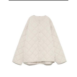 Mila Owen - MilaOwen  ノーカラーAラインキルティングジャケット 大人気🤎完売品