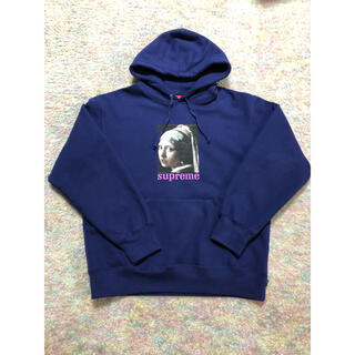 Supreme - 美品 supreme Pearl Hooded Sweatshirt M