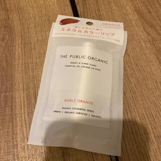 THE PUBLIC ORGANIC ノーブルオレンジ