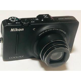 Nikon - 完備品 NIKON COOLPIX S9300