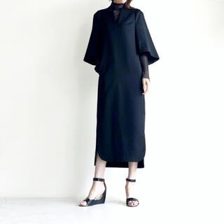 mame - 新品 ♡ mame マメ ブラック ドレス size1