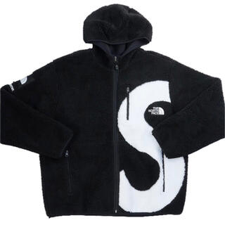 Supreme - supreme×North faceフリース XXL  ブラック