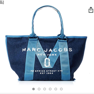 MARC JACOBS - MARC JACOBS デニムトートバッグ