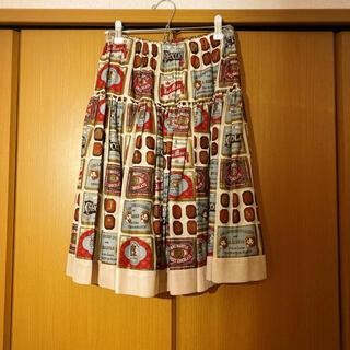 JaneMarple - chocolat classique スカート 試着のみ