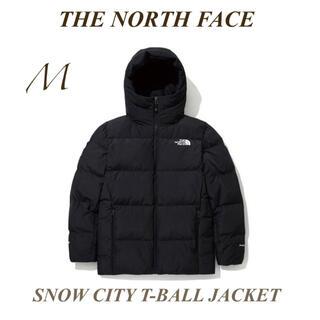 THE NORTH FACE - 【新品】SALE!ノースフェイス スノー シティー ティーボール ジャケットM