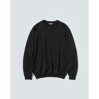 1LDK SELECT - AURALEE SUPER SOFT SWEAT BIG P/O サイズ3