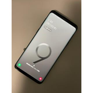Galaxy - Galaxy S9+ docomo simフリー ジャンク