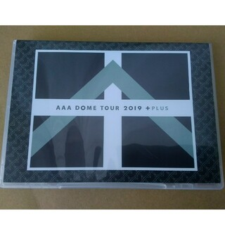 AAA - AAA DOME TOUR 2019 + PLUS DVD 3枚組 通常盤