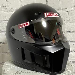 シンプソン(SIMPSON)の★SIMPSON シンプソン フルフェイス SUPER BANDIT 黒/60(ヘルメット/シールド)