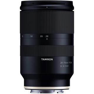 TAMRON - タムロン(TAMRON) 28-75mm F/2.8 Di III RXD