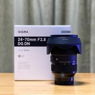 SIGMA - 《超美品》SIGMA 24-70mm F2.8 DG DN Art