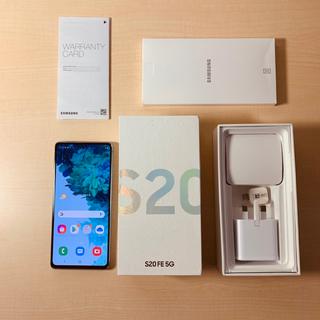 Galaxy - Galaxy S20 FE 5G 128GB DualSIM スナドラ