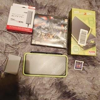 ニンテンドー2DS(ニンテンドー2DS)のNewニンテンドー2DSLL (携帯用ゲーム機本体)