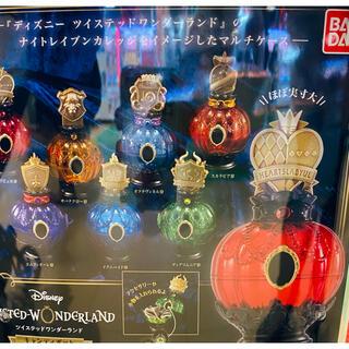 BANDAI - 新品 ディズニー ツインテッドワンダーランド キャンディポット