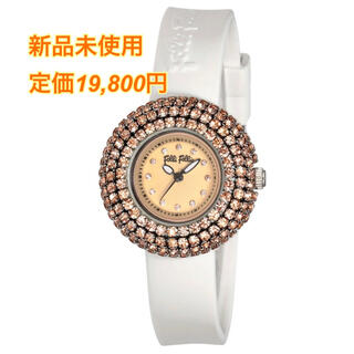 フォリフォリ(Folli Follie)の新品未使用 定価19,800円 フォリフォリ レディース時計(腕時計)