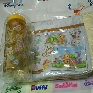 Disney - ダッフィー&フレンズ ランチケース ドリンクボトル