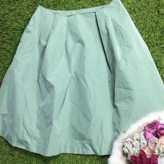 FOXEY - フォクシー レディ上品なひざ丈スカート a988
