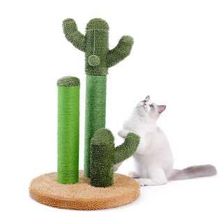 Umi.(ウミ) 猫おもちゃ サボテン(猫)