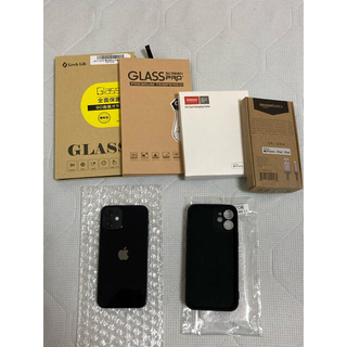 Apple - ◇新品同様 保証有 SIMフリー iPhone12mini ブラック 128GB