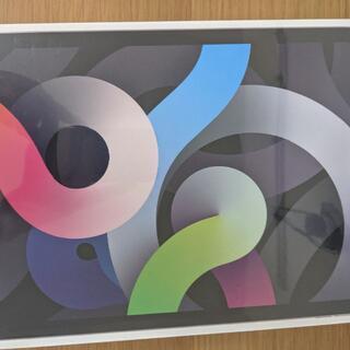 Apple -  【新品未開封】iPad Air第4世代64GB【スペースグレー】