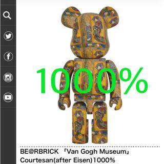 MEDICOM TOY - BE@RBRICK 「Van Gogh Museum」1000%
