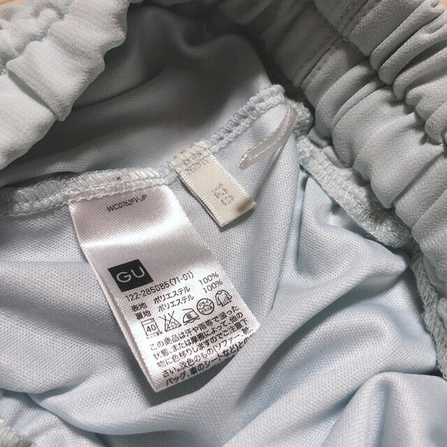 GU(ジーユー)のジーユー スカート キッズ/ベビー/マタニティのキッズ服女の子用(90cm~)(スカート)の商品写真