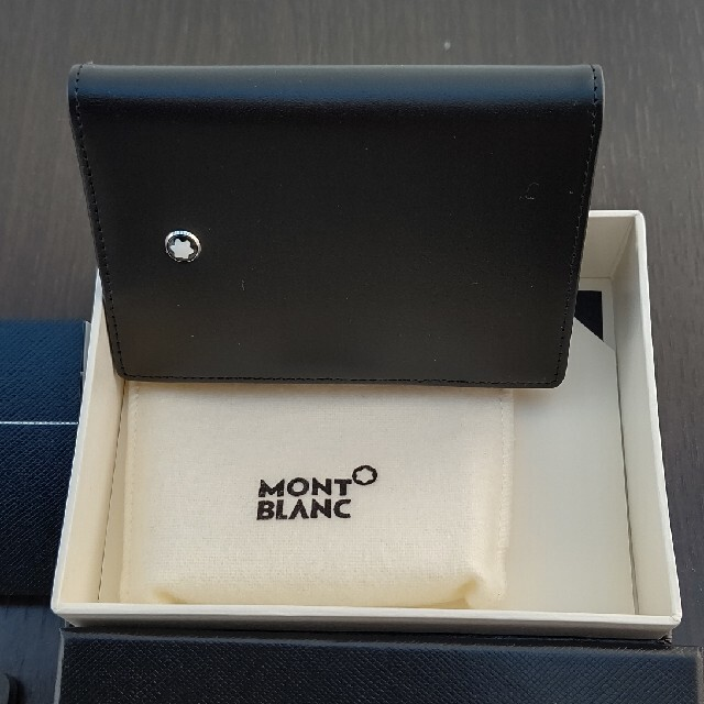 MONTBLANC(モンブラン)のMONTBLANCの名刺入れ メンズのファッション小物(名刺入れ/定期入れ)の商品写真