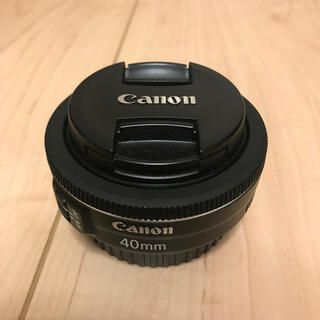 Canon - EF 40mm f2.8 STM