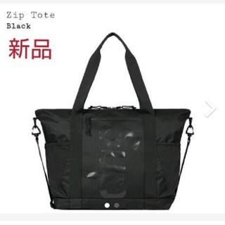 Supreme - シュプリーム Zip Toteカラー ブラック新品!