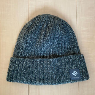 Columbia - 美品 Columbia ニットキャップ コロンビア ニット帽 帽子 ブランド