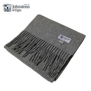 ジョンストンズ(Johnstons)の美品 Johnstons ジョンストンズ マフラー ストール カシミア100%(マフラー/ショール)
