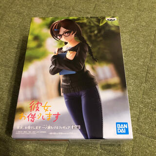 BANPRESTO - 【新品未開封】彼女、お借りします 一ノ瀬ちづる フィギュア