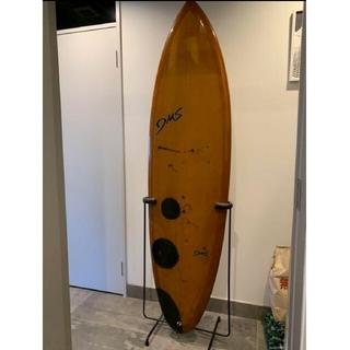 【送料無料】サーフボード DMS  シングルフィン レトロ クラッシック(サーフィン)