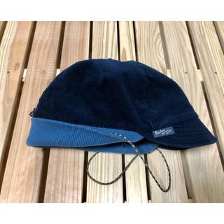 patagonia - ロウロウマウンテンワークス Bandit Cap ネイビー×ブルー