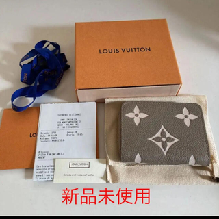 LOUIS VUITTON - 2月末までの出品 新品未使用 ルイヴィトン コインケース